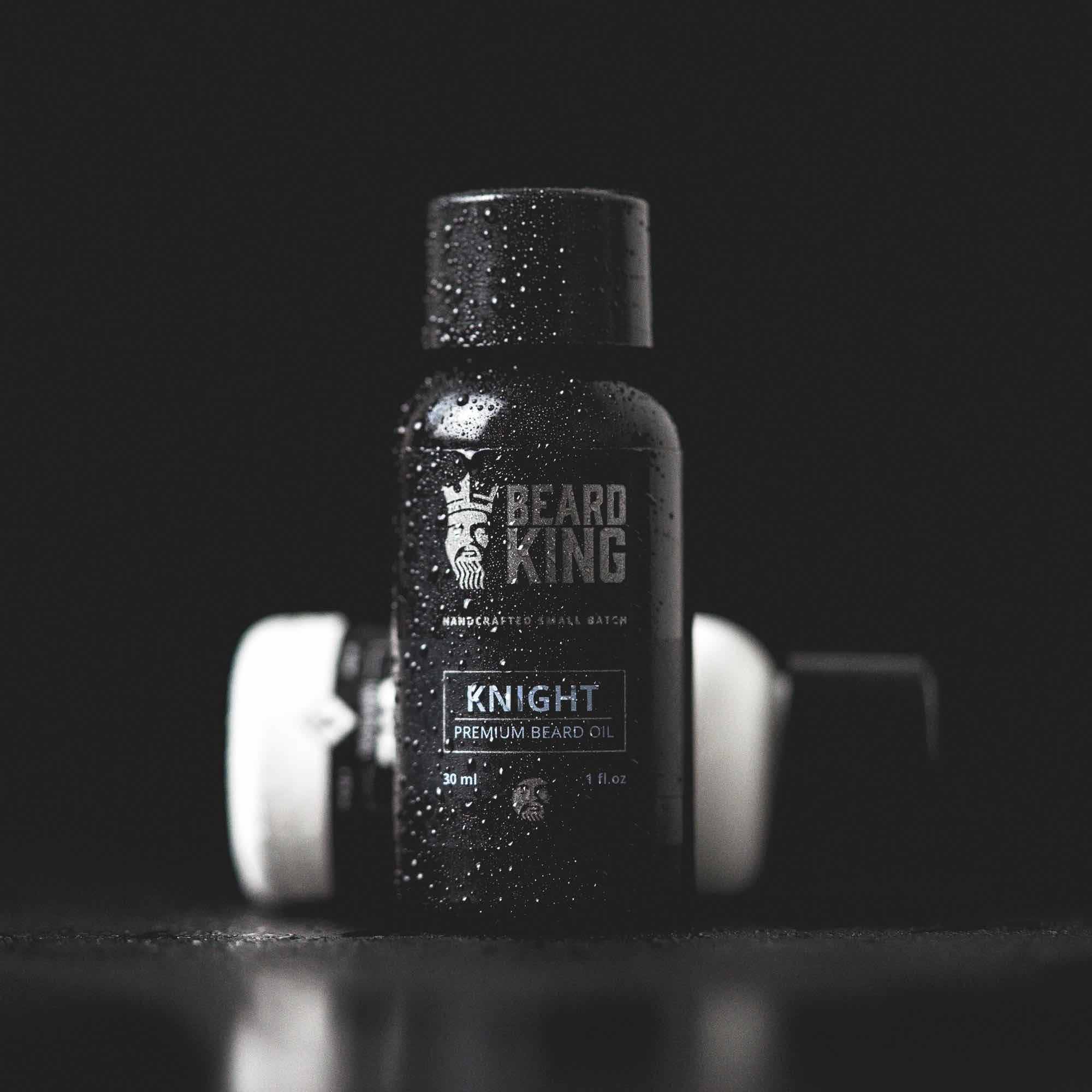 Beard King Package Photography